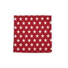 Krasilnikoff Napkin cotton red