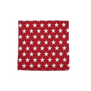 Krasilnikoff Napkin cotton red
