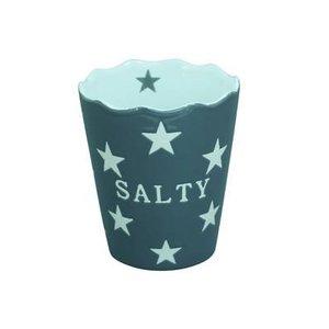 Krasilnikoff Salty stars donkergrijs