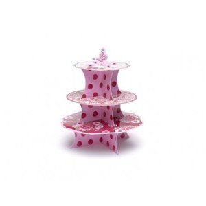 Room seven Cake stand
