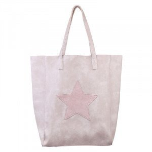 Yehwang Tas | Citybag Star | roze