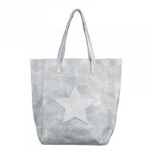 Yehwang Tas | Citybag Star | grijs