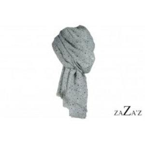 sjaal sterren zwart