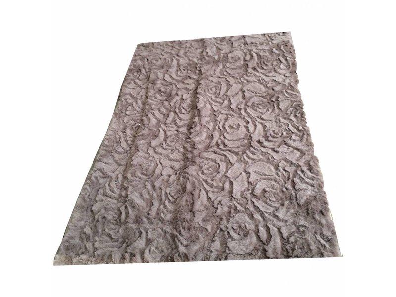 GeWoon Coffee plaid - 150x120 cm