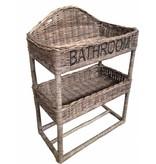 GeWoon Rieten badkamerrek - Bathroom