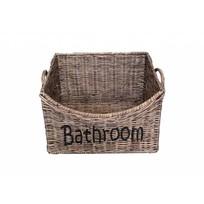 Rieten badkamermand S - Bathroom
