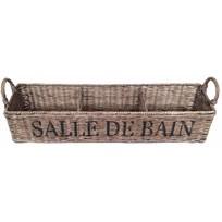 Rieten badkamermand - Salle de Bain
