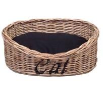 Rieten kattenmand - Cat