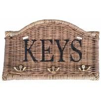 Rieten sleutelrek - Keys