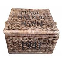 Bruine rieten mand L - Pearl Harbor 1941