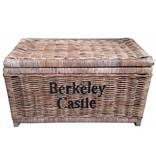 GeWoon Grote bruine rieten mand XL - Berkeley Castle