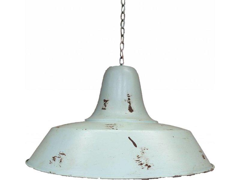GeWoon Olijf metalen hanglamp - 45x24 cm