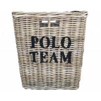 Rieten paraplumand - Polo Team