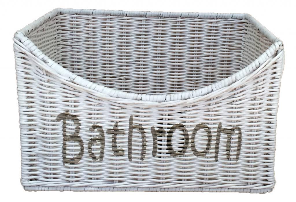 Badkamer Hoekrek Sanitair ~ Houss living badkamermand bathroom b35xd13xh50 cm ? 49 95 bij