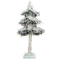 Whitewash sneeuwkerstboom Soddy - 78 cm
