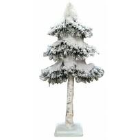 Whitewash sneeuwkerstboom Soddy - 78 cm