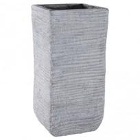 Cement pot Pilla XXL - 30x30x60 cm