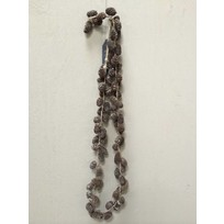 Kleine denneappeltjes guirlande - 110 cm