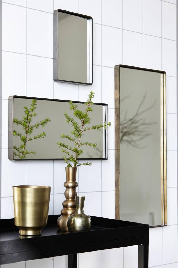 Zeer House Doctor Spiegel zwart Reflection - 35x80 cm - GeWoonKnus.nl &PH22