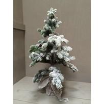 Besneeuwde kerstboom Axtel - 100 cm