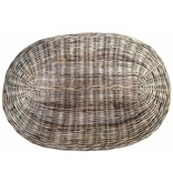 GeWoon Rattan placemat - 71x51 cm