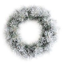 Besneeuwde krans winter - 50 cm