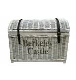 GeWoon Witte rieten schatkist XL - Berkeley Castle