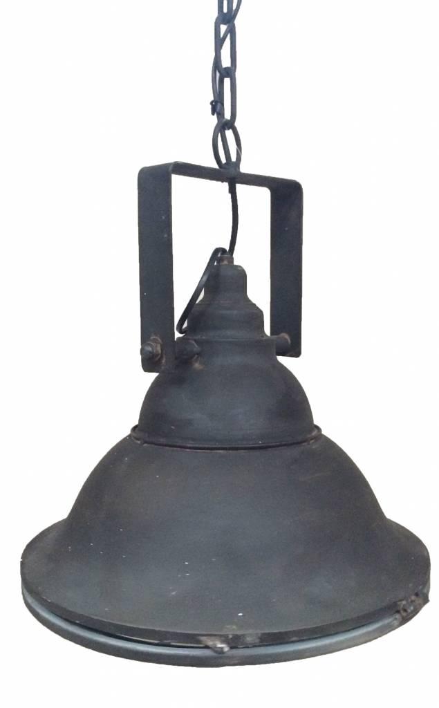 Zwarte Landelijke Hanglamp