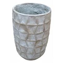 Cement pot Cira - 39 cm