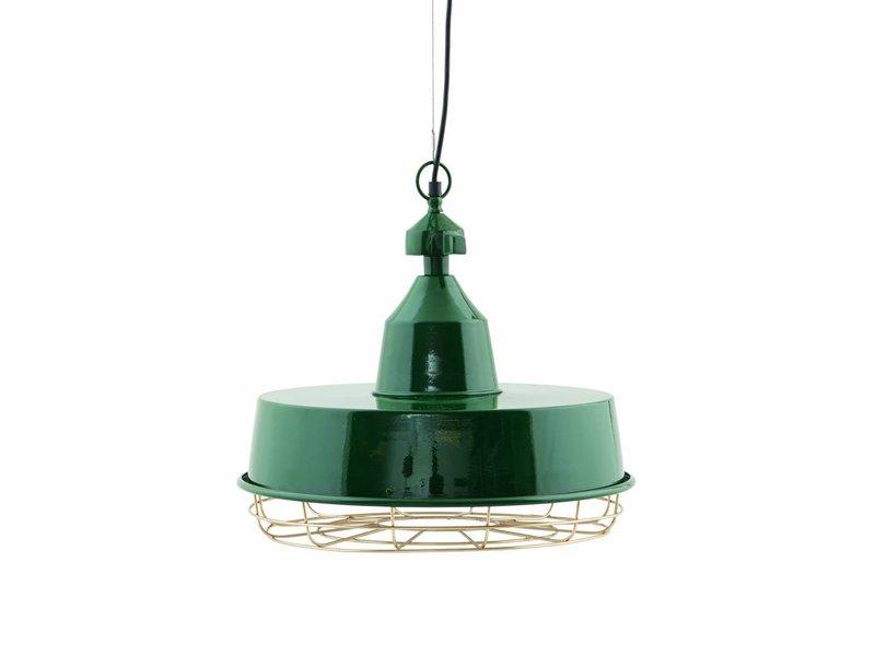 House Doctor Groene hanglamp Gasby - 40 cm