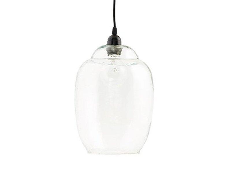 House Doctor Transparante glazen lampenkap Goal - 22 cm