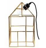 House Doctor Messing tafellamp Light House - 35 cm