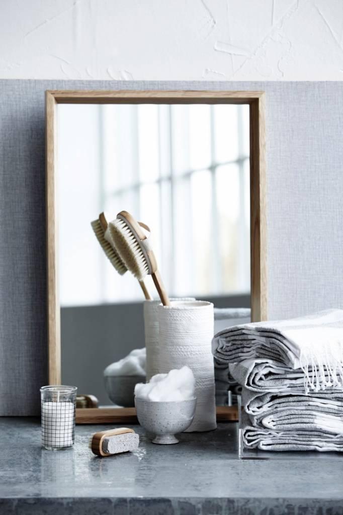 house doctor spiegel oak 40x60 cm. Black Bedroom Furniture Sets. Home Design Ideas