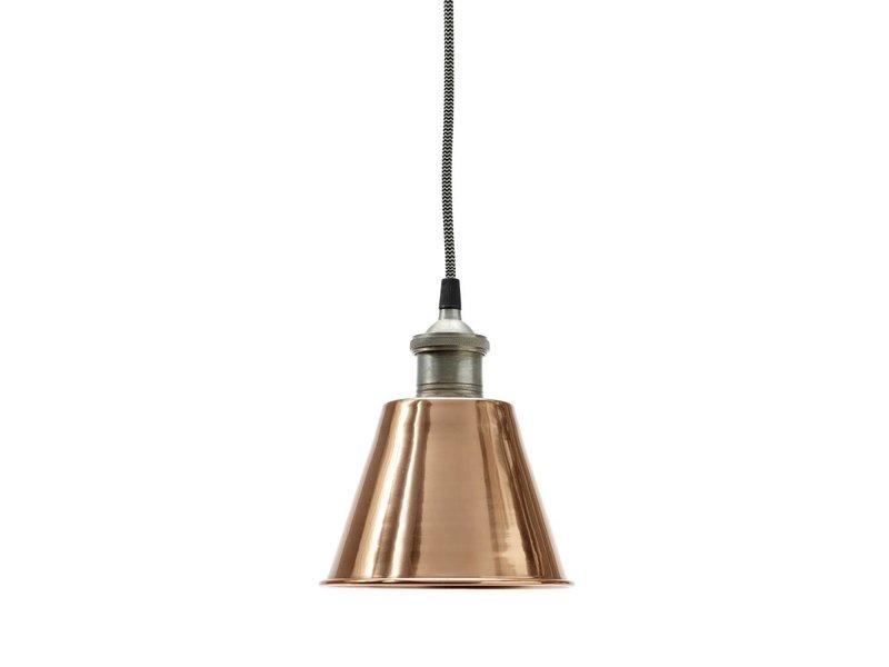 GeWoon Hanglamp koper metaal - ø19xh27 cm