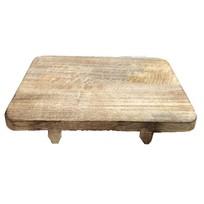 Naturel houten snijplank - Asta