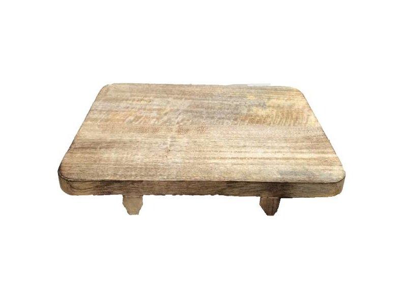GeWoon Naturel houten snijplank - Asta