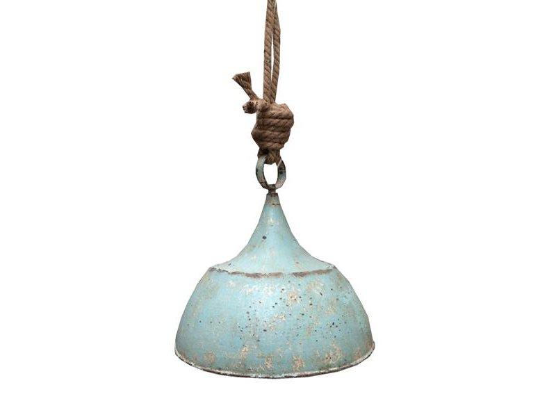 GeWoon Oldblue metalen hanglamp - 36 cm