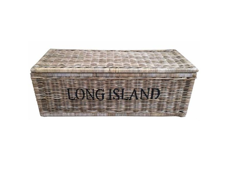 GeWoon Grote rieten mand XXL - Long Island