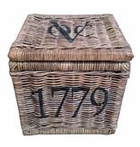 GeWoon Rieten bataviamand M - VOC 1779