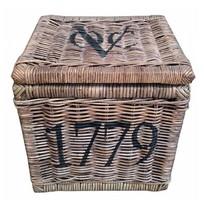 Rieten bataviamand M - VOC 1779