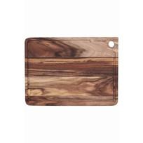 Snijplank hout - 28x38xH1,5 cm