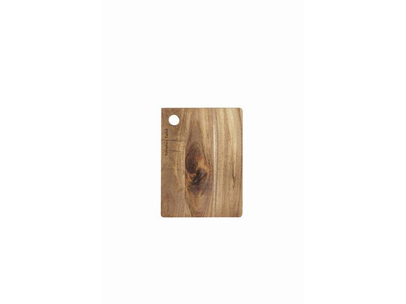 Nicolas Vahé Serveerplank hout - 18x24x1,5