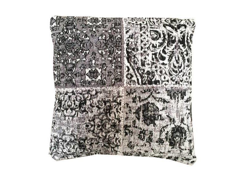 GeWoon Kussen Black/White - 45x45 cm