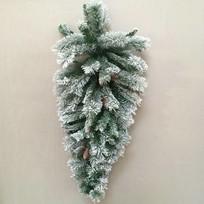 Kerstboom Snowy L - 120x40 cm