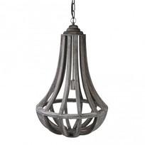 Hanglamp Denver grijs S - 45x45x55 cm