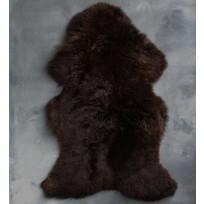 Schapenvacht Bruin - 95 cm