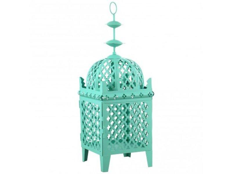 PTMD Collection Marokkaanse lantaarn Jasmin - 29x29x78 cm