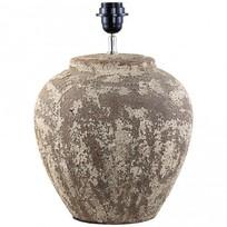 Lampenvoet keramiek bruin - 30x30x30 cm