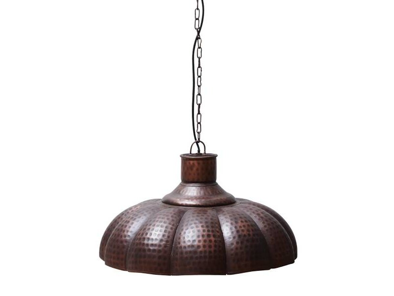 Trademark Living Hanglamp Antiek Koper - 46 cm