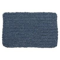 Placemat Bessia donkerblauw - 45x30 cm